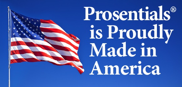 [Prosentials is Proudly Made in America]